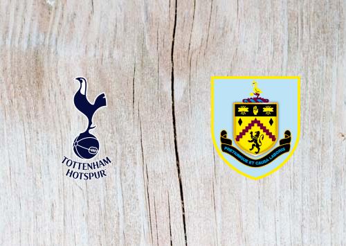 Tottenham vs Burnley Full Match & Highlights 15 December 2018