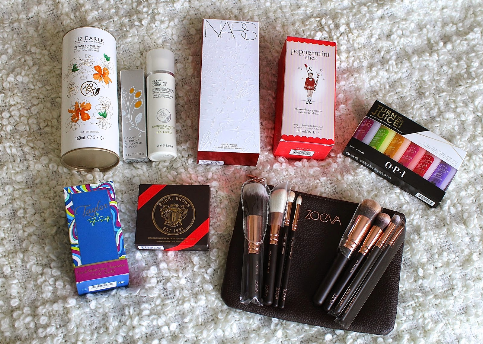 What I Got For Christmas 2014, Haul,
