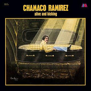 ALIVE AND KICKING - CHAMACO RAMIREZ (1979)