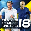 Dream League Soccer 2018 5.053 Apk + Mod (Money) + Data for android