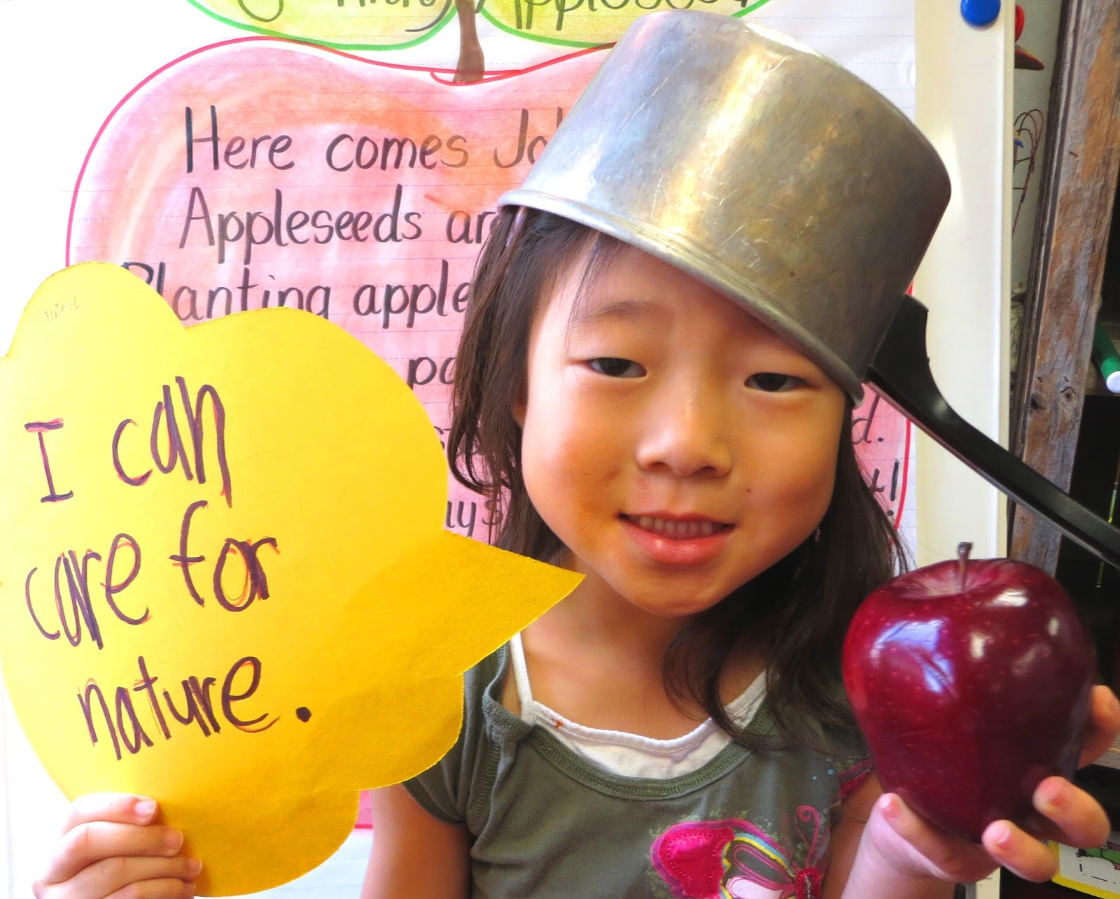 Images About Johnny Appleseed Fall