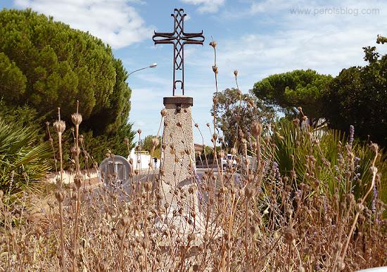 Croix de rogation à Pérols