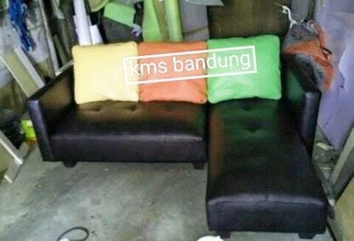 Hasil perbaikan sofa