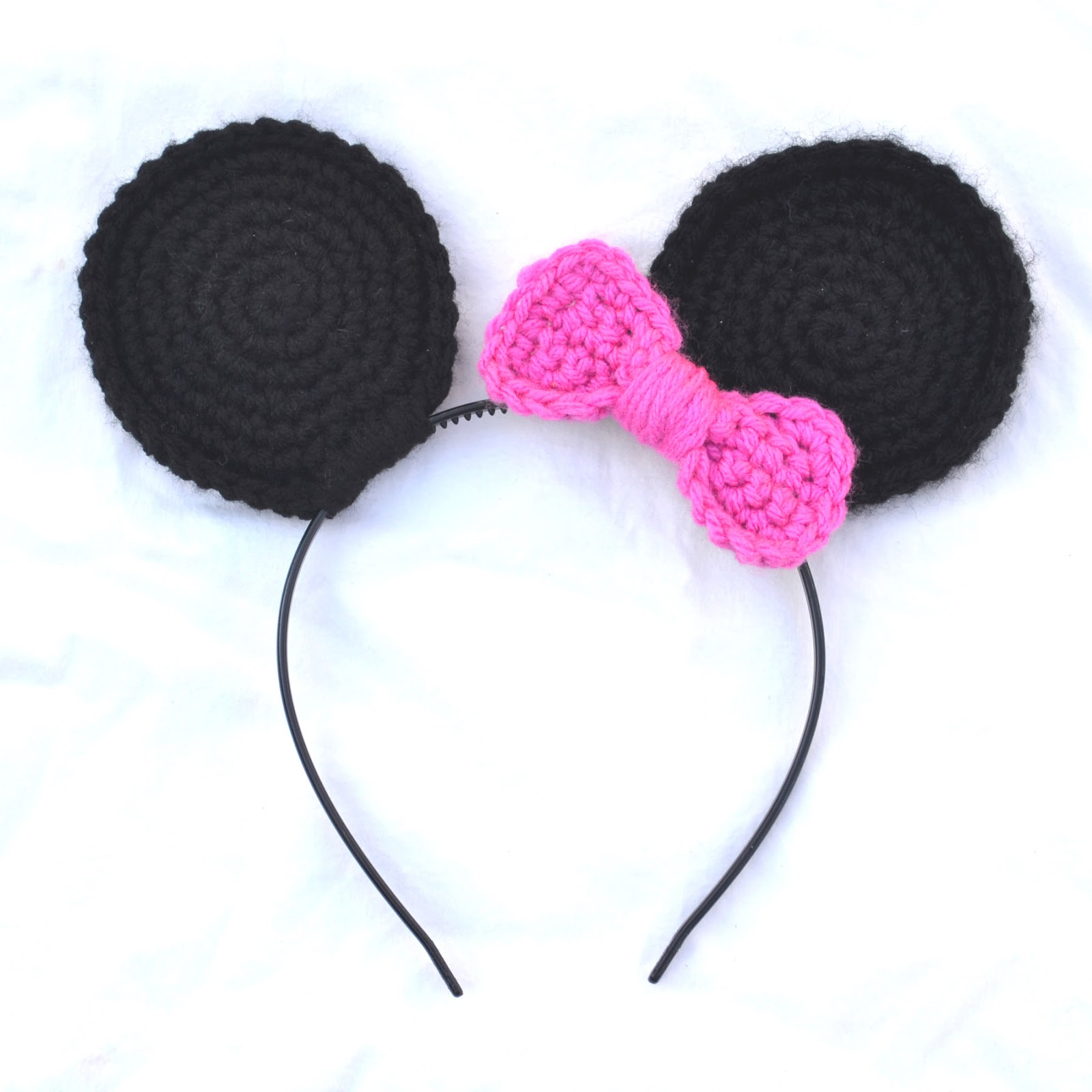 Minnie mouse ears template just b cause for Template for minnie mouse ears