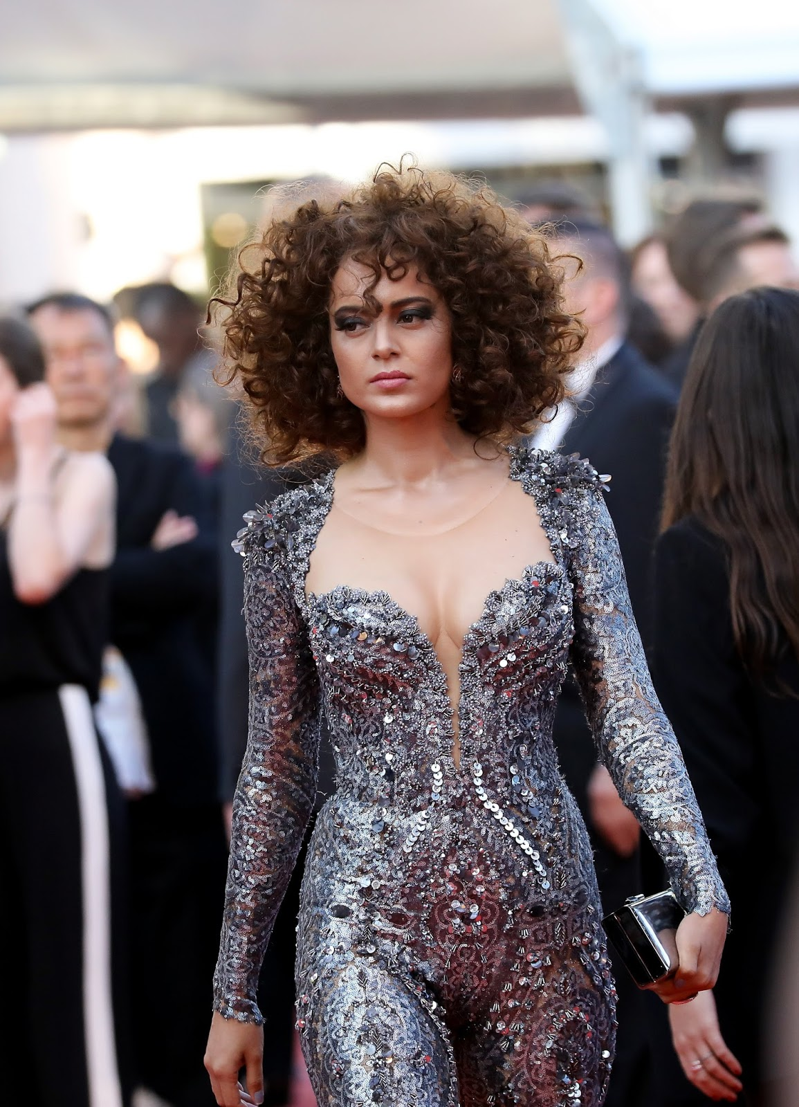Kangana Ranaut – 'Ash Is The Purest White' Premiere at 2018 Cannes Film Festival   Indian Girls Villa - Celebs Beauty, Fashion and Entertainment