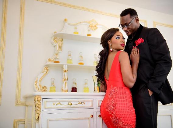 More pre-wedding photos of Designer Kunbi Oyelese & Lanre Tomori