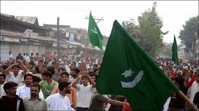 Occupied Kashmir Rocked By Love Pakistan Slogans