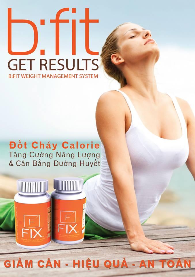 Thuốc giảm cân fix