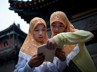 Di 'Cina' Islam Dianggap Aliran Sesat, Muslim Disuruh Pindah ke Arab, republika .co.id