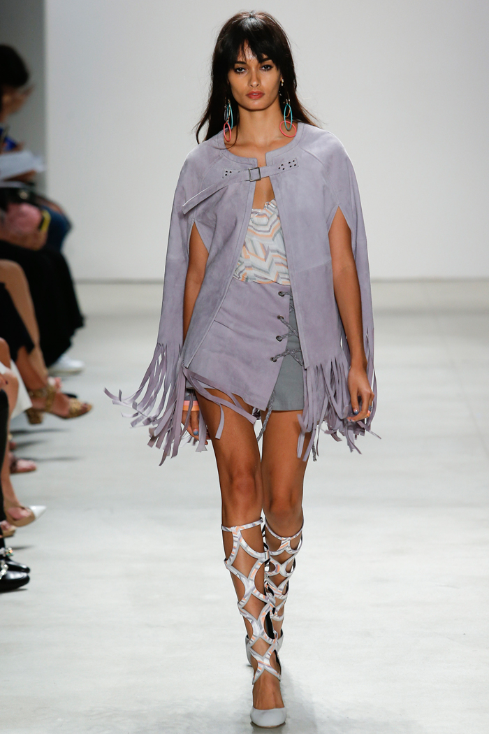 Spring 2016 Trends from Fashion Week Suede