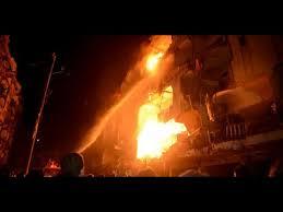 Explosion dans l'hôtel Majestic de Casablanca.