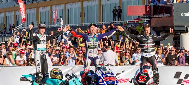MotoGP seguirá en Valencia por 47 millones de euros