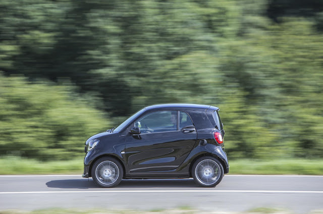 2016 Smart Brabus Fortwo