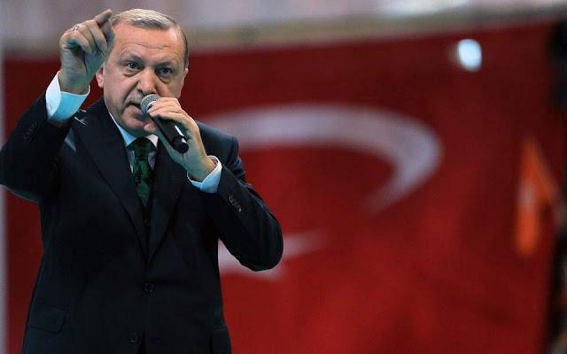 Ερντογάν: Η οικονομία δεν βρίσκεται σε κρίση
