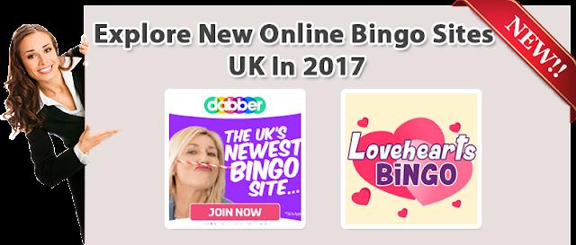 New Bingo Sites UK 2017