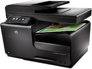 Picture HP Officejet Pro X576dw MFP Printer