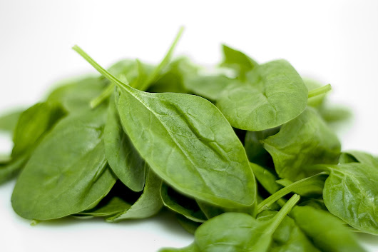 Food FYI - Spinach