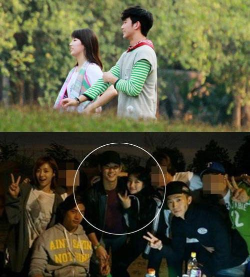 rumor suzy and kim soo hyun caught up in dating rumors