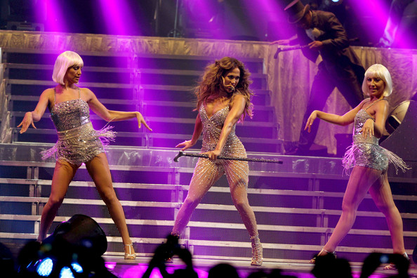 More of Jennifer Lopez in concert