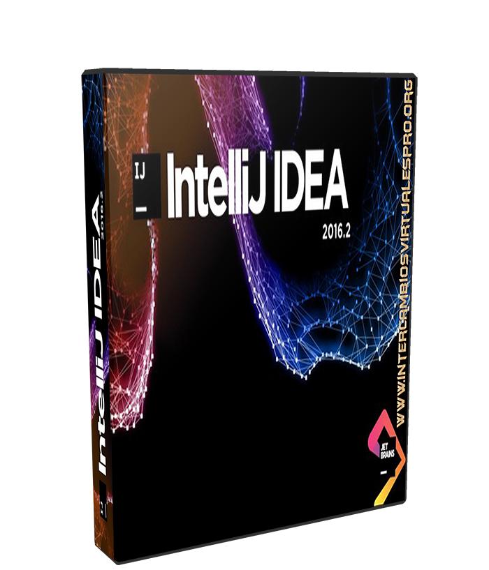 JetBrains IntelliJ IDEA Ultimate 2016.2.2 poster box cover