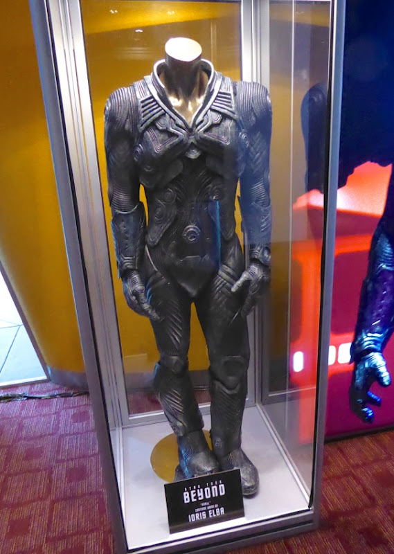 Idris Elba Krall Star Trek Beyond costume