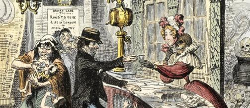 18ος αιώνας, Gin