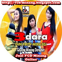 Ovhi Firsty & Egi - Goyang Dangdut Minang (Album)