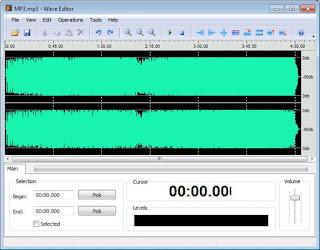 تحميل, برنامج, تحرير, وتقطيع, الصوتيات, Wave ,Editor, احدث, اصدار