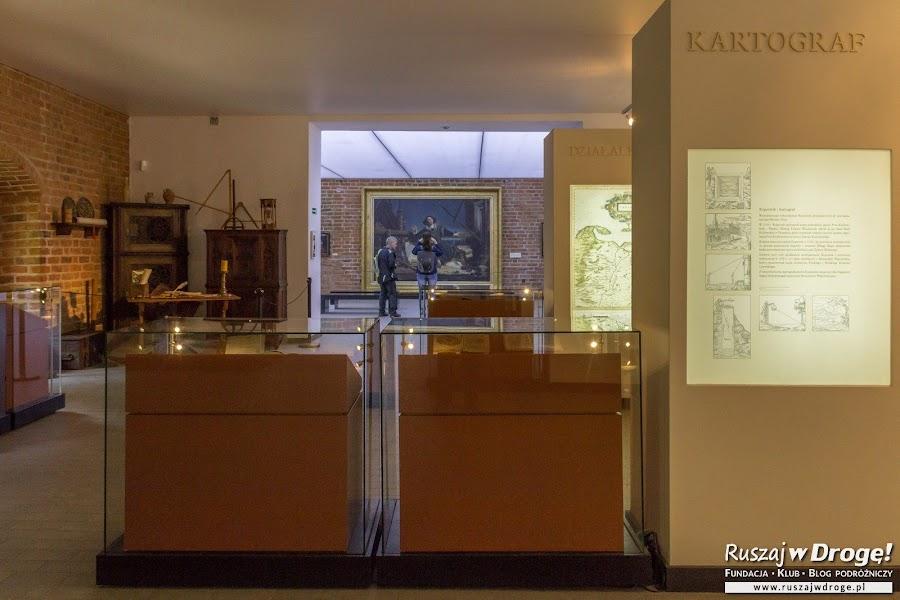 Wystawa o Koperniku we Fromborku