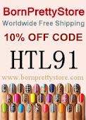Use my coupon code for 10% off, at Born Pretty Store ;)