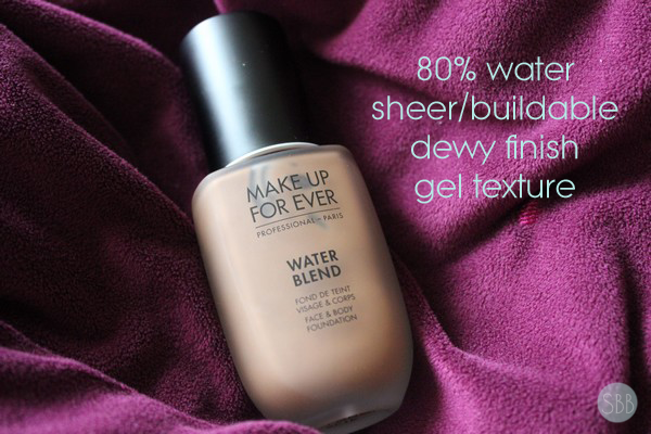 new foundation from make up for ever