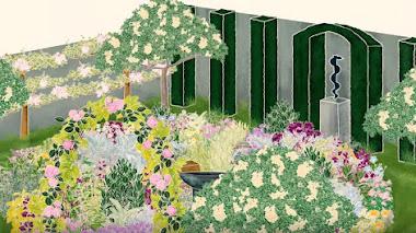 Road to Chelsea: 'A Modern Apothecary'. Medicina en el jardín
