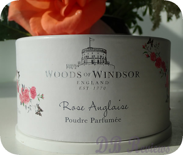 Luxurious Dusting Powder From Woods Of Windsor True Rose