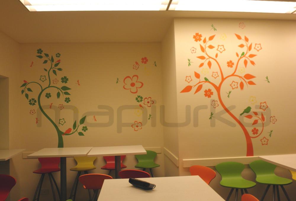 Mapiurka - Adhesivos Decorativos BA: Renovaciòn de comedor ...