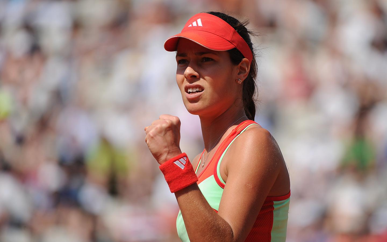 Ana Ivanovic Nude Pics tennis boulevard: twitter goes wild over ana ivanovic