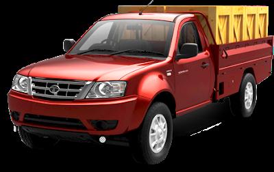Tata Xenon Pickup Image
