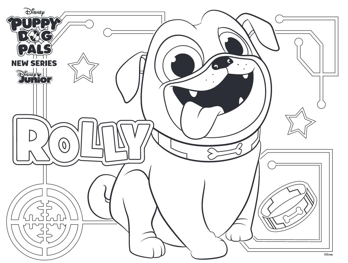 Bingo, Rolly, Puppy Dos Pals, Hissy, Bob, A.R.F., Cupcake ...