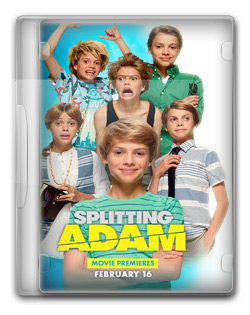 Assistir Adam e Seus Clones Dublado Online 2015