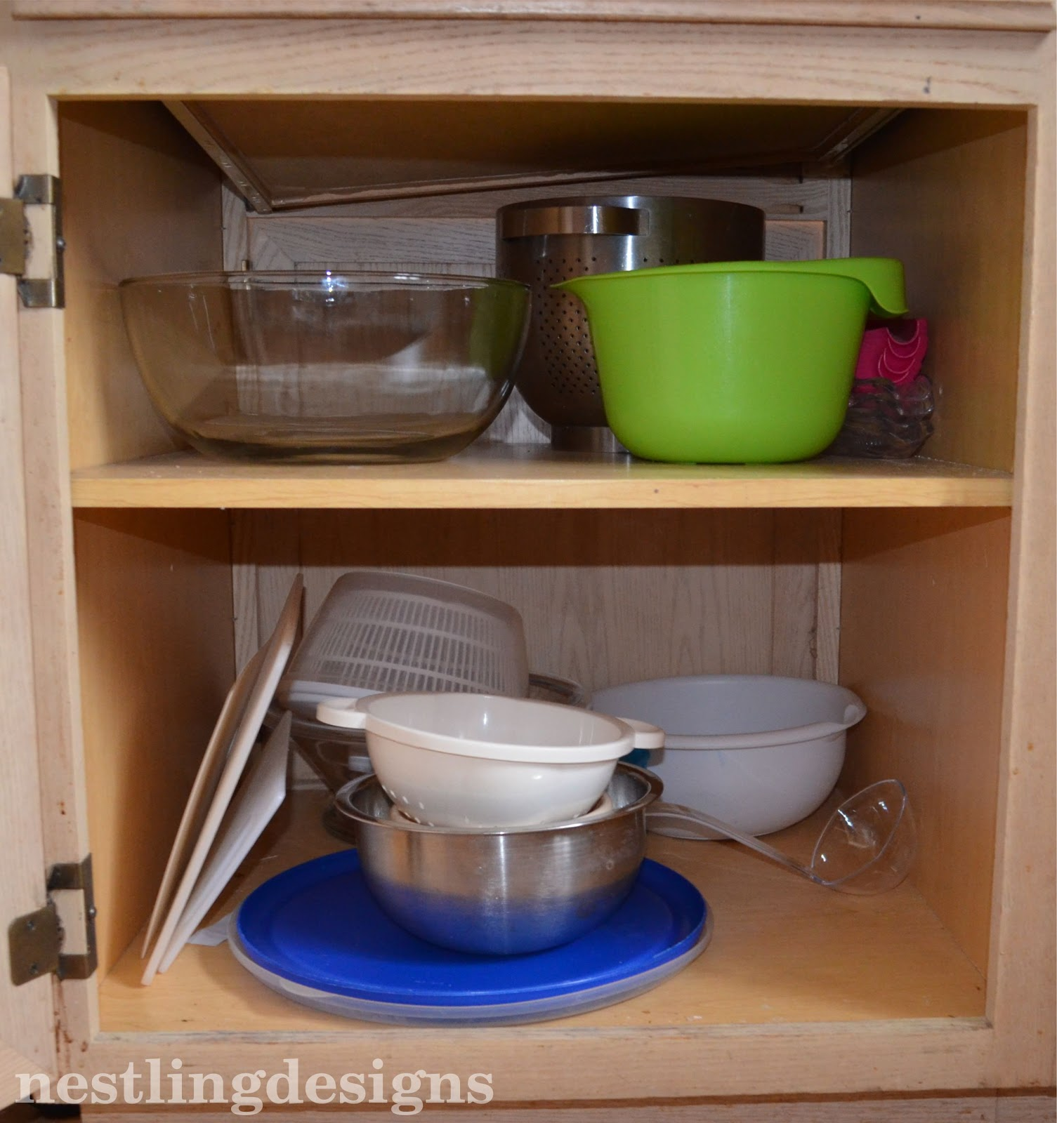Tupperware Kitchen Storage Cabinet