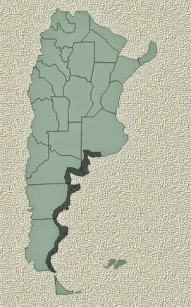Sandwich tern Thalasseus sandvisensis map
