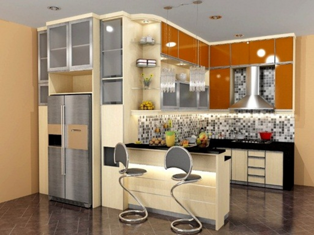 model kitchen set cantik 1