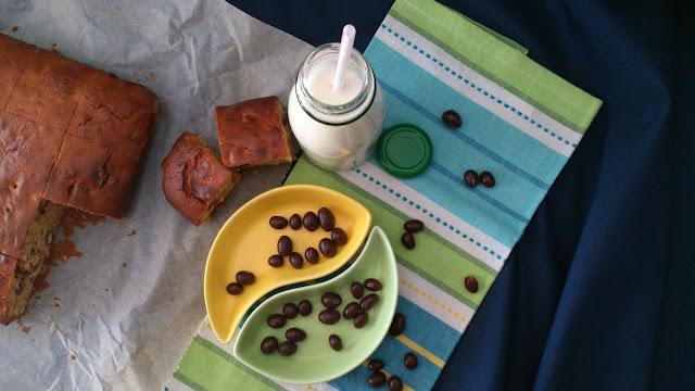 brownie turrón cacahuete mercadona chocolate desayuno merienda cena horno cuca reciclaje restos navideños navidad rico jugoso sencillo