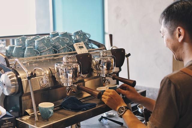 Calibrate Coffee Puri Indah