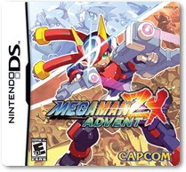 Megaman ZX: Advent  NDS, Español, mega