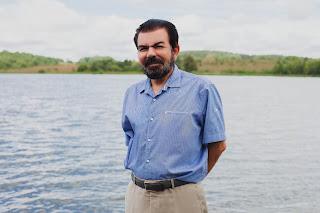 Фото из архивов - Седат Игдеджи на берегу реки