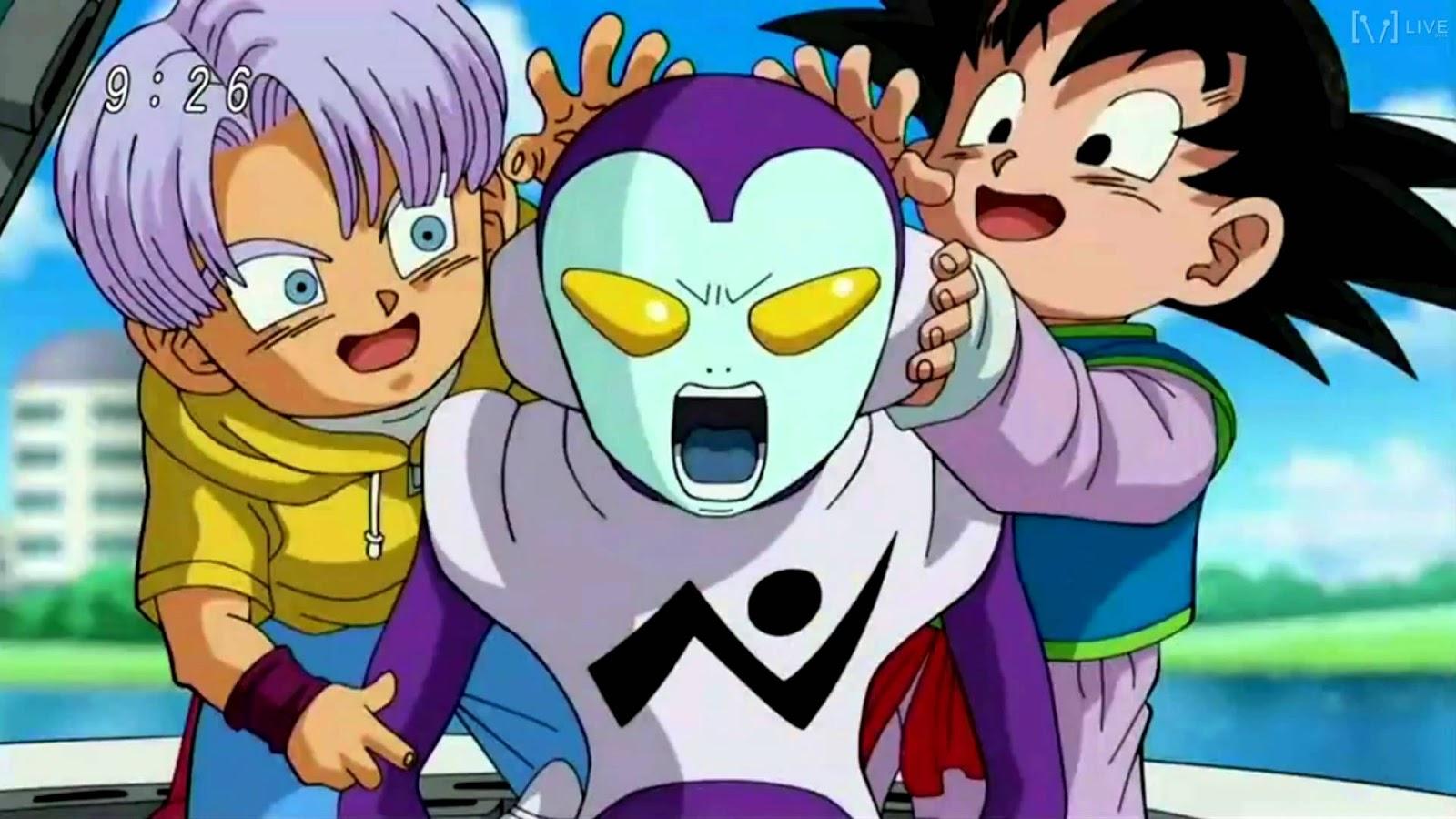 Assistir Dragon Ball Super Dublado - Episódio 20 Online
