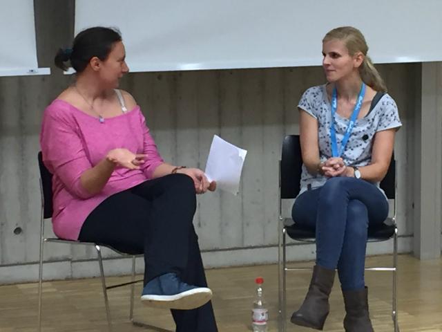 Westfam - Interview mit Marisa Hart