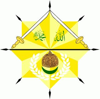 lambang kesultanan banten