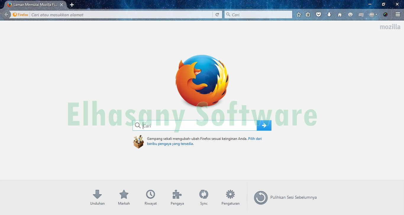 Download Mozilla Firefox Terbaru 57.0 Offline Installer - Elhasany Software