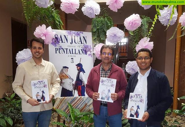 Medio centenar de actividades para honrar a San Juan Bautista en Puntallana